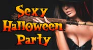 Sexy Halloween Swingers Party