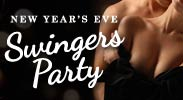 Wild New Years Eve Swingers Party