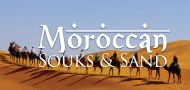 Morocco Souks & Sand with Out Adventures