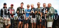 Gay Peru, Inca Trail & Machu Picchu Tour with Out Adventures