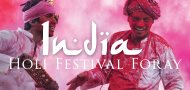 India Holi Festival with Out Adventures